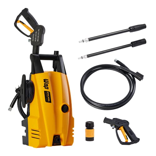Lavadora de Alta Pressão WAP ATACAMA SMART 2200 1400W 1500 PSI/Libras 330L/h Jato Leque e Concentrado 127V
