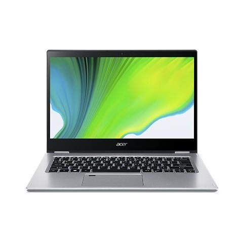 Acer Spin 3 SP314-54N-53TS 14' Touch Screen i5-1035G1 1GHz RAM 8GB-SSD 512GB M.2 NVMe-Win 10 PROF