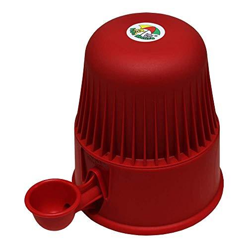 Bebedouro Inteligente 2 litros em Polipropileno Vermelho