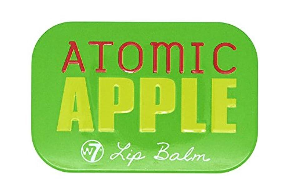インキュバスアスレチック応用W7フルーティーリップバーム1 アップル