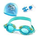 Gafas de natación Niños nadar gafas oreja enchufe nariz clip...