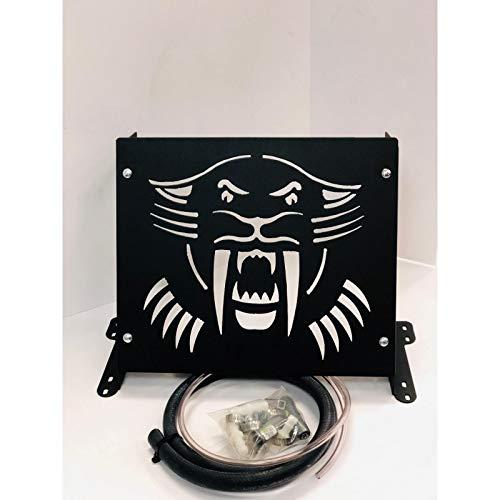 Arctic Cat Mud Pro 1000/thunder Cat 650h1 05-up Radiator Relocation Kit