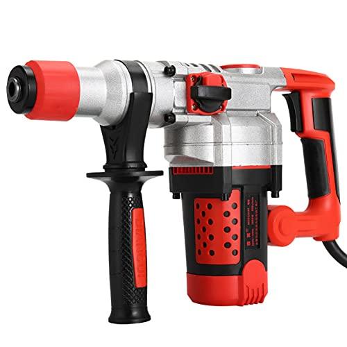 2200w Elektro-schlagbohrhammer, 2 in 1...