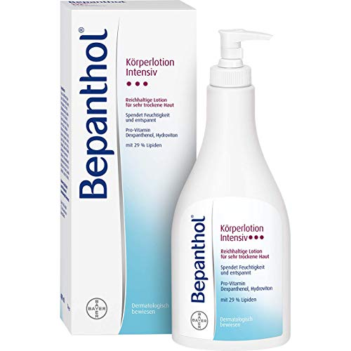 Bepanthol, Intensiv Körperlotion Spender ml, 400 milliliter