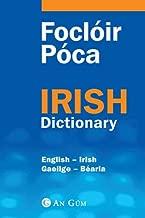 Focloir Poca: English-Irish Irish-English Dictionary