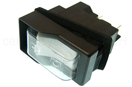 Nullspannungsschalter Sicherheitsschalter Maschinenschalter 306P005.01