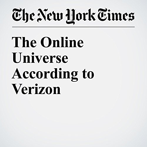 The Online Universe According to Verizon audiobook cover art