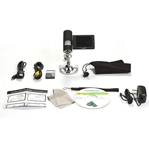 Levenhuk 61023 DTX 500 Mobi Digital Microscope