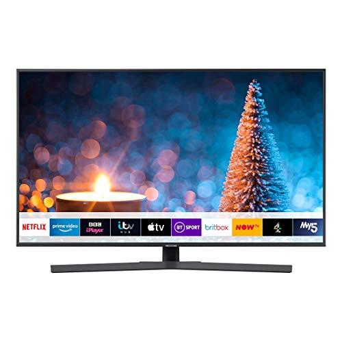 Samsung UE50RU7400UXXU 50-inch RU7400 Dynamic Crystal Colour HDR Smart 4K TV