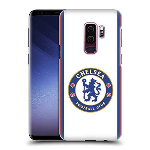 Head Case Designs Oficial Chelsea Football Club Lejos Kit 2019/20 Carcasa rígida Compatible con Samsung Galaxy S9+ / S9 Plus
