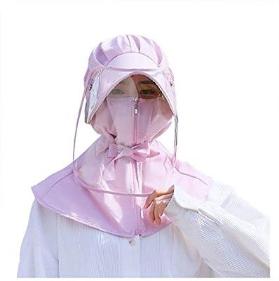✡ TAMAÑO: Tamaño ajustable para niños y niñas adultos. ✡ CARACTERÍSTICA: aísla eficazmente la saliva, material de algodón de alta calidad a prueba de agua y polvo. ✡ PROTECCIÓN COMPLETA: es un escudo de seguridad por encima del cuello para que hombre...