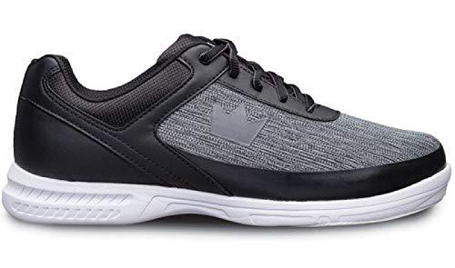 Brunswick Frenzy - Zapatos de bolera para principiantes y avanzados (talla 38-47), Estática, 45,5