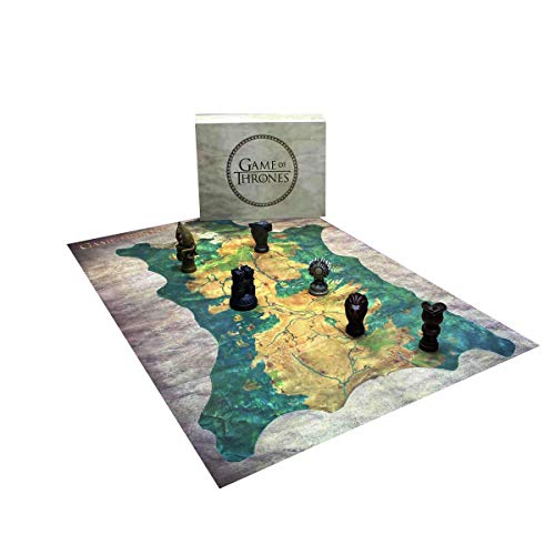 Game of Thrones Map Marker Set W/ Map