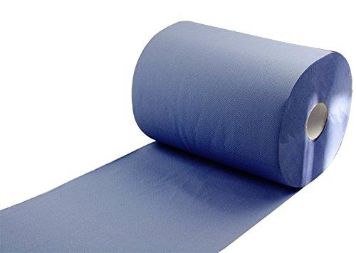 Putztuchrolle Putzrolle Wischtücher blau 2-lagig, 500 Blatt