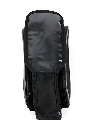 DURAGADGET Bolsa/Alforja de Bicicleta para Meizu m2, M3S, m5, M5s, MX3, MX4 (Ubuntu), MX5, Pro 6, Pro 6s - con Diferentes Bolsillos y Material Impermeable. Tamaño Grande.