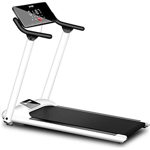 YQDS - Cinta de correr plegable de acero con marco multifunción, equipo de entrenamiento para casa, oficina, hogar, gimnasio, entrenamiento, fitness