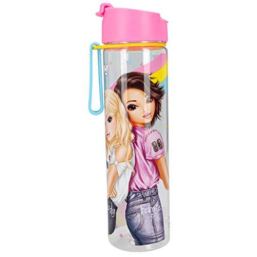 Depesche 7753 TOPModel - Botella de plástico sin BPA ni ftalatos, 500 ml