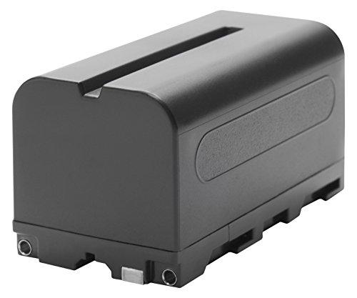 Atomos ATOMBAT003 Ninja 5200mAh Battery Akku für Zubehör, Schwarz