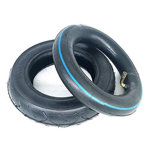 CHHD Neumáticos para Scooter eléctrico, 8 neumáticos internos y externos 1-2x2, neumáticos inflables para Cochecito de bebé de 8.5 Pulgadas 50-134, neumáticos Antideslizantes Resistente