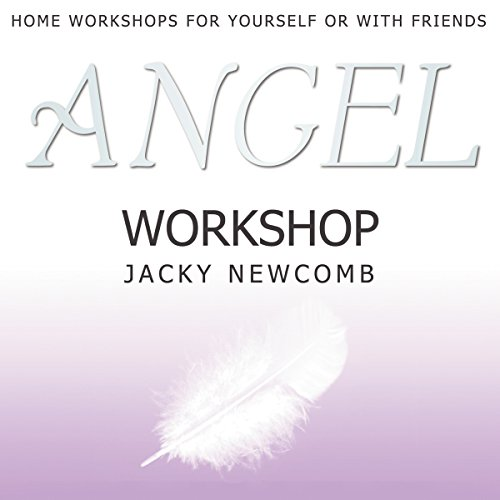 Angel Workshop audiobook cover art