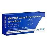 ibutop 400 mg Schmerztabletten Filmtabletten, 20 St