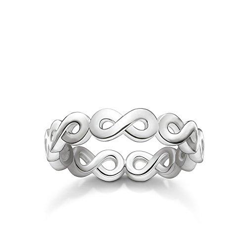 Thomas Sabo Damen-Ring Glam & Soul 925 Sterling Silber Gr. 56 (17.8) TR2124-001-12-56