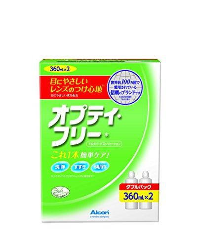 日本アルコン『オプティ・フリー』