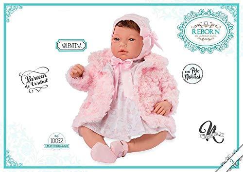 Maravillosa Bebé Reborn Valentina