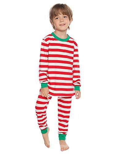 Hawiton Pijama Enteros niños Invierno