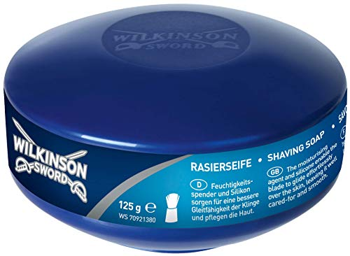 Wilkinson Sword scheerzeep in potje, 125 g