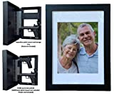 Secure Point Tactical Fortress GS2 - Gun Concealment Picture Frame (12X16) with a Concealed Electronic Lock. All Steel Construction.