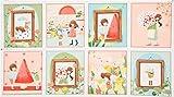 Baumwollgewebe mit Kindern, aus den USA, Kollektion: Melon