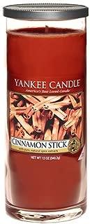 Yankee Candle Large Pillar Jar Candle, Cinnamon Stick