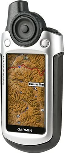 Amazon Com Garmin Colorado 300 Bilingual Handheld Gps Unit With North American Maps Electronics