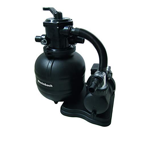 Steinbach Filteranlage Classic 310, Umwälzleistung 4,5 m³/h, 230 V/250 W, 7-Wege-Ventil, Anschluss Ø 32/38 mm, 040310