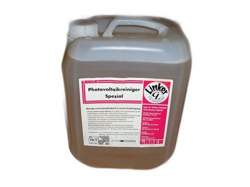 Linker Photovoltaikreiniger Spezial 10 Liter Kanister - Reinigt und hydrophobiert in einem Arbeitsgang