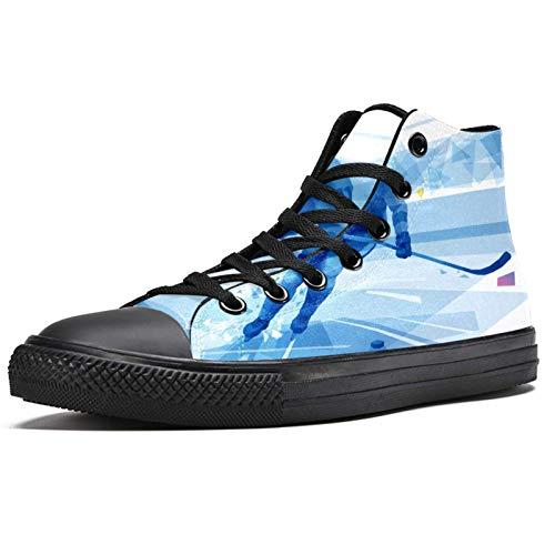 Anmarco Ice Hocker Player High Top Sneakers para las Mujeres...