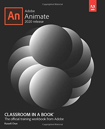 Adobe Animate 2020 release Classroom in a Book