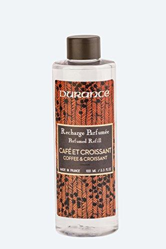 Durance en Provence Kollektion 'ArtDesignNature' - Duftbouquet 'Kaffee zum Croissant' (Café et Croissant) 250 ml Nachfüllflasche/Refill