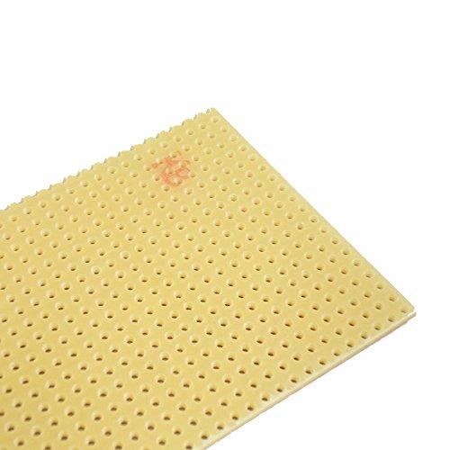 WITTKOWARE Punktraster-/experimentierplatine ohne Cu-Auflage, 100x160x1,5mm, RM2,54