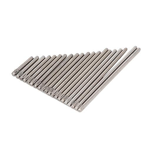 Betued Watch Band Link Pin Bar Spring, horloge reparatie tool voor bars connectors remover polsband reparatie