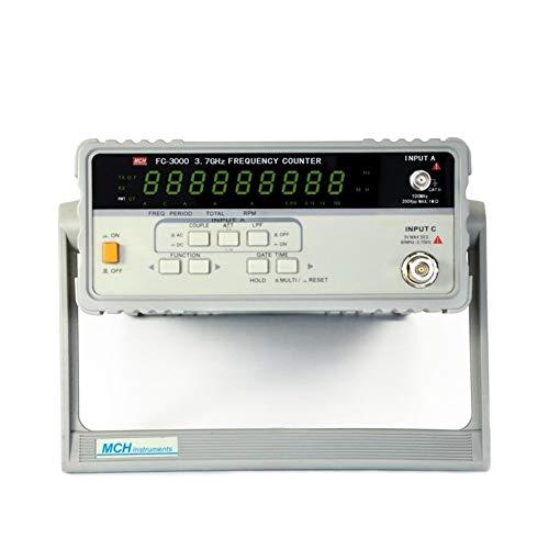 Durable FC-3000 Fréquencemètre 3,7 GHz Haute précision haute fréquence numérique Fréquencemètre Sensibilité 100mV