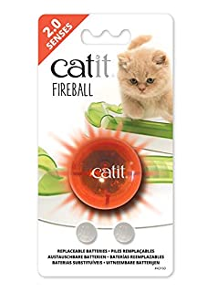 Catit 43160 Fireball with ROHS, Red (B01CAFYIF0) | Amazon price tracker / tracking, Amazon price history charts, Amazon price watches, Amazon price drop alerts