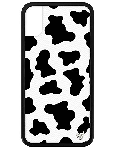 Wildflower Limited Edition Cases for iPhone X and XS (Moo Moo)
