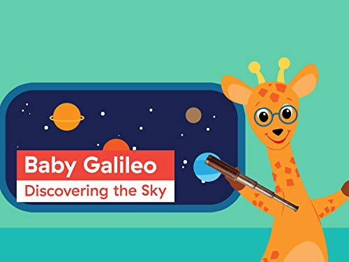 Baby Galileo: Discovering the Sky