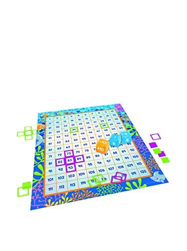Learning Resources- Gioco da Pavimento 120 Make a Splash, Colore, LER1772