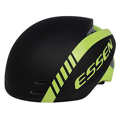 Casco de Ciclismo Viento Roto Cascos Protectores de Bicicleta Profesional Prueba aerodinámica...