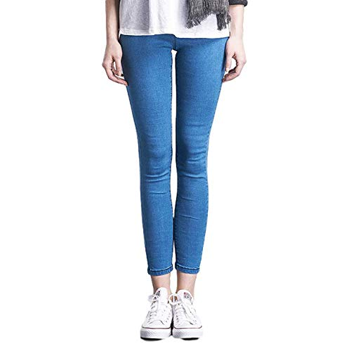 Pantalones Vaqueros para Mujer, Tallas Grandes, Informales, Cintura Alta, Verano, otoño, Ajustados,...