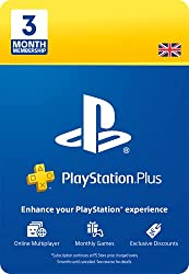 PlayStation Plus 3 Month Membership lets you get exclusive discounts at PlayStation store and download 2 hand-picked PS4 games every month at no extra cost. After you complete the purchase, you will receive a link on the order-confirmation page with ...
