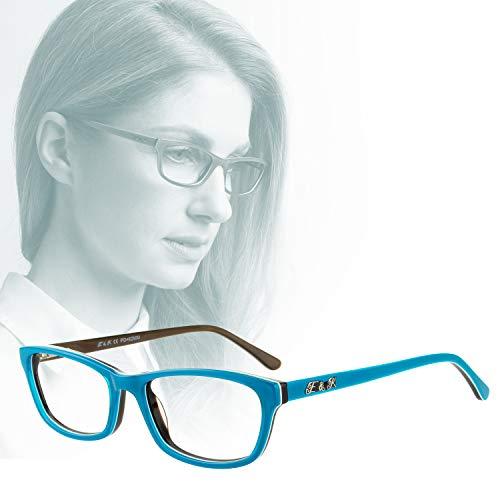 Edison & King – Vrolijke, vrouwelijke leesbril Joy
